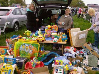 Car Boot Sales In Wakefield
