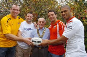 Sportsman dinner 2010. Photo couresy of Wakefield Express